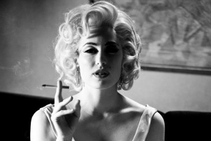 Charlotte Sullivan as Marilyn Monroe - The Kennedys