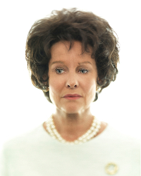 Diana Hardcastle as Rose Kennedy - The Kennedys