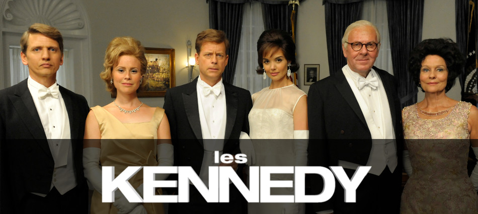 The Kennedys Miniseries - The Epic 8-Part Movie Event - Starring Greg Kinnear, Katie Holmes, Barry Pepper and Tom Wilkinson - Official Homepage